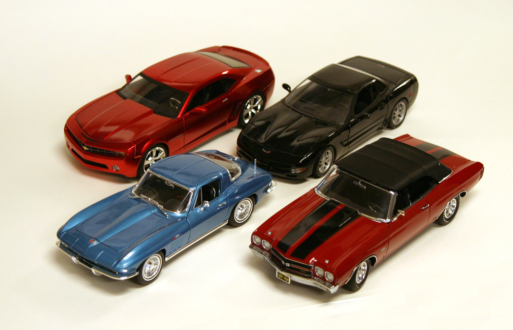 GM Die Cast Replicas 2
